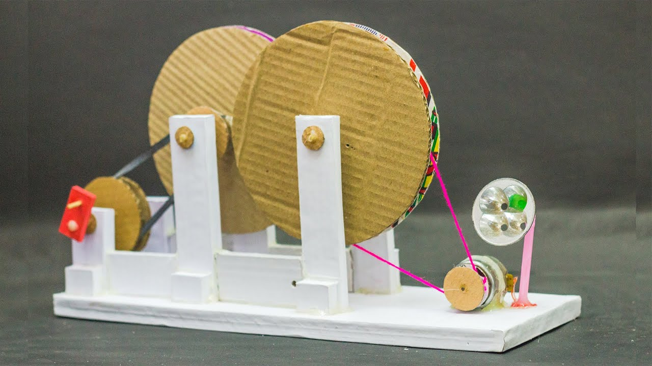 Middle School Science Projects | Electric Generator