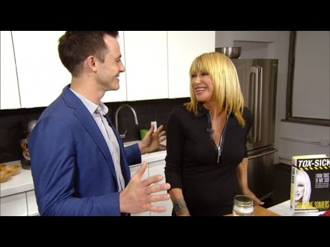 Suzanne Somers Swears By Eating Steak and Butter Every Week