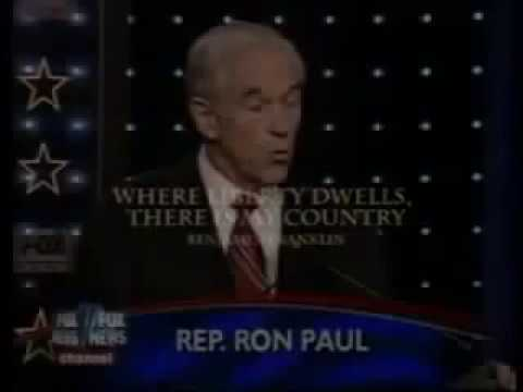 Ron Paul Incredible Video
