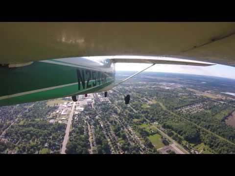 Landing in Flint