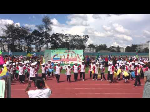 Dance Performance by Year 3 Students