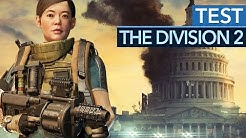 Vorbildlicher Loot-Shooter - The Division 2 im Test