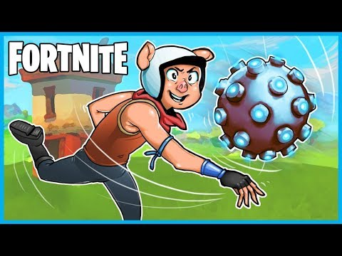 FUN with IMPULSE GRENADES in Fortnite: Battle Royale! (Fortnite LIVE w/ I AM WILDCAT!)