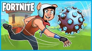 FUN with IMPULSE GRENADES in Fortnite: Battle Royale! (Fortnite LIVE w/ I AM WILDCAT!)