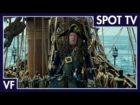 Pirates Des Caraïbes : La Vengeance De Salazar - Premières Images Du Film (VF) I Disney