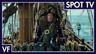 Pirates des Caraïbes : La Vengeance de Salazar - Premières images du film (VF)
