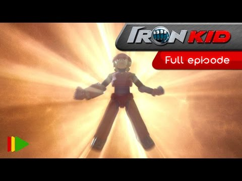 Iron Kid (English) - 02 - The Heir To The Fist