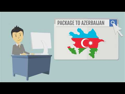 Send package to Azerbaijan