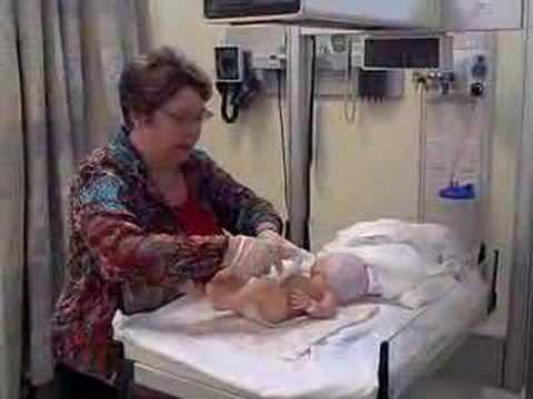 Thermoregulation of the newborn
