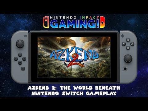 Azkend 2: The World Beneath | Nintendo Switch Gameplay