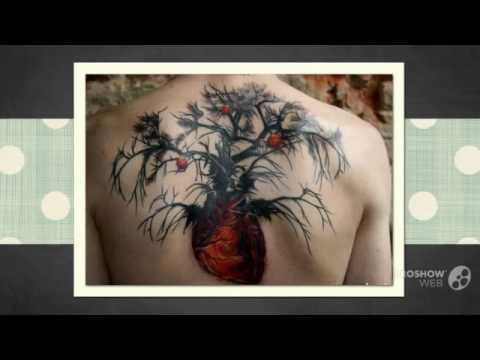3д татуировки-они такие разные у всех?