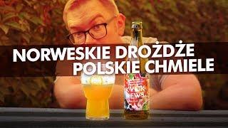 Kveik News - norweskie drożdże i polskie chmiele