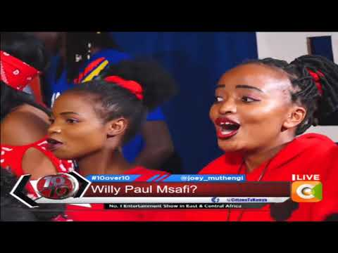 Willy Paul Live #10Over10