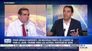 Quel sera le profil des leaders de demain  ? - Intervention sur BFM Business