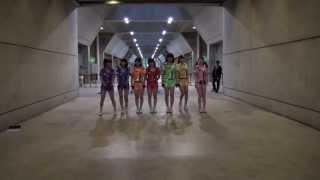 ニコニコ超会議の隅っこでサバイバルガールズを踊ってみました。 これで...