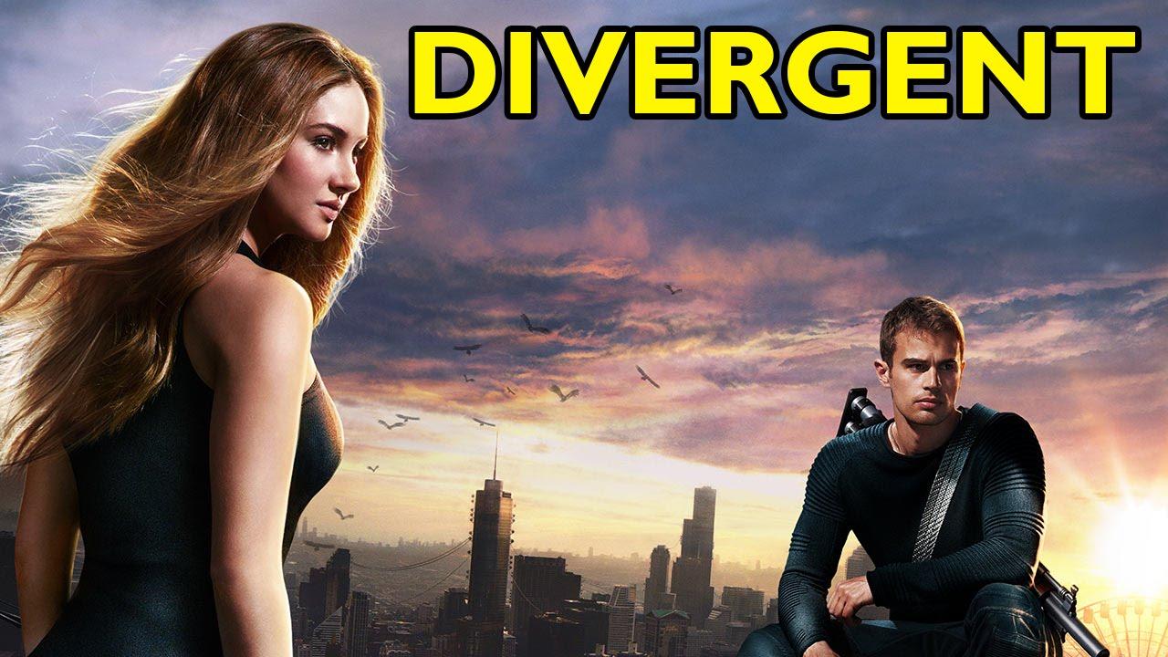 Divergent facebook cover