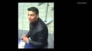 Polizei sucht Bankräuber von Hainhausen
