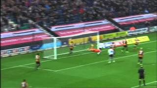 Preston North End 1 Bradford City 2 - club highlights