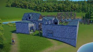 Foundation #7 - Budujemy KLASZTOR Tyńcowy!