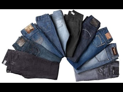 Top 10 World's Most Popular Jeans Brands Of Men Only