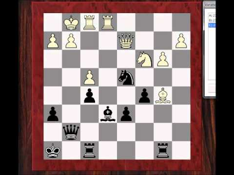 Chess World.net : Instructive game: A fighting Kings Indian Saemich encounter (Chessworld.net)