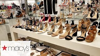 Video MACY'S SHOP WITH ME SHOES HEELS JESSICA SIMPSON MICHAEL KORS KATY PERRY WALK THROUGH 2018 download MP3, 3GP, MP4, WEBM, AVI, FLV Juli 2018
