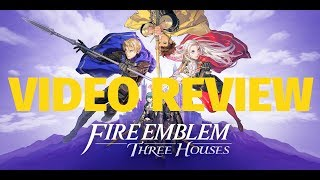 Fire Emblem: Three Houses Review - School House Rock (Video Game Video Review)