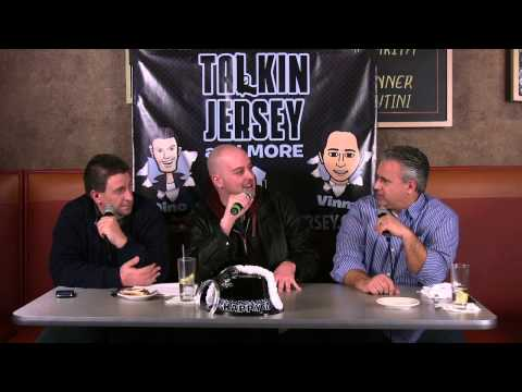 Talkin' Jersey - Episode 6 - LIVE from Tuscan House in Toms River!