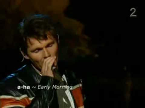 A-ha Early Morning (Acoustic Live Perform From Grimstad 2001)