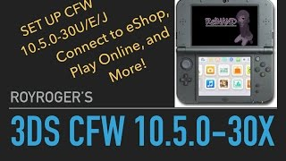 How To Update Your 3DS CFW! (WORKING ON 10.6)