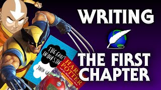 On Writing: the first chapter [ Logan l Avatar l Fault in our Stars l 1984 ]