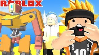 OVERWATCH W ROBLOXIE! - ROBLOX