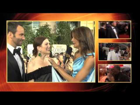 Red Carpet LIVE Golden Globes 2010