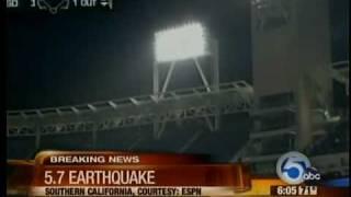 Earthquake measured at 5.7 shakes Southern Calif.