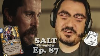 THIS IS NOT A GG [Kripp Salt Chronicles Ep. 87] Hearthstone funny moments
