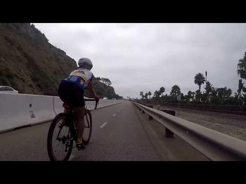 Irvine CA to Oceanside CA Bike Ride