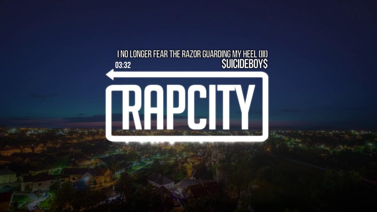 $UICIDEBOY$ - I NO LONGER FEAR THE RAZOR GUARDING MY HEEL (III)