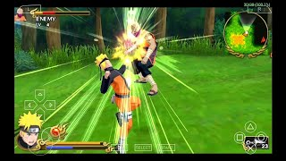 PPSSPP Emulator 0.9.8 for Android   Naruto Shippuden: Legends: Akatsuki Rising [720p HD]   Sony PSP
