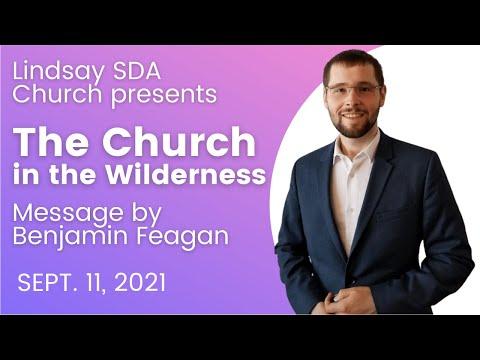 The Church in the Wilderness || Sabbath Sermon || Benjamin Feagan