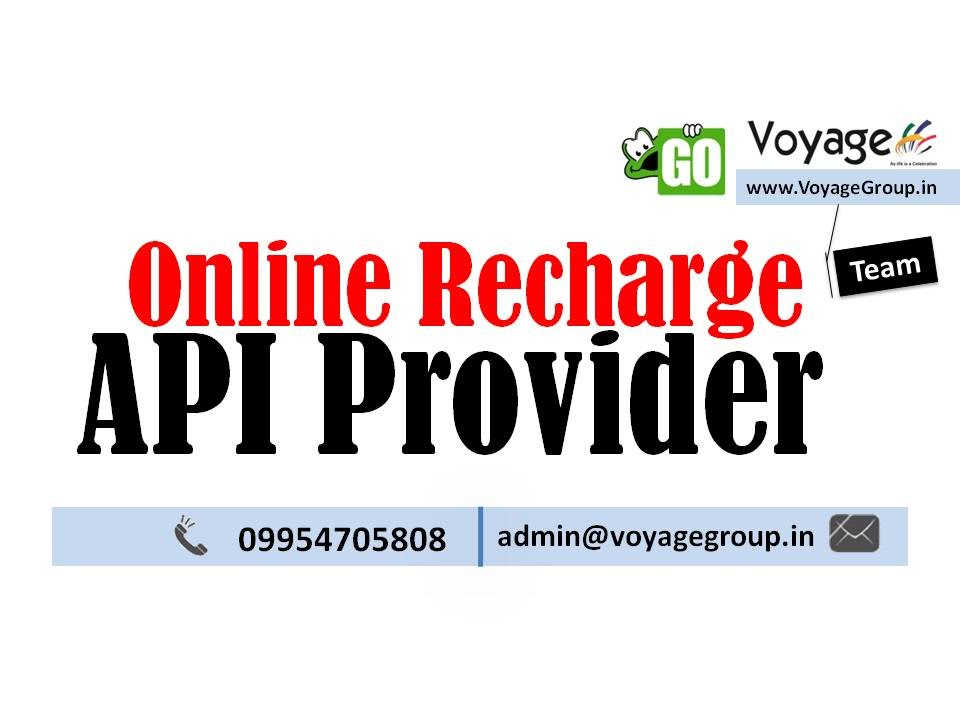 Online Recharge API Provider - Start Your Recharge Portal
