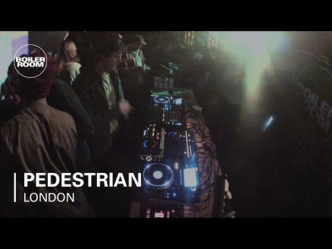 Pedestrian 40 min Boiler Room Mix