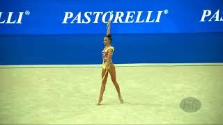 AVERINA Dina (RUS) - 2017 Rhythmic Worlds, Pesaro (ITA) - Qualifications Clubs
