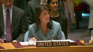 UN Security Council Resolution 2428 Establishing New Sanctions and Arms Embargo on South Sudan