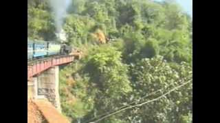 Nilgiri Mountain Railway :  Huffing Puffing Up the Mountain from Mettupalayam