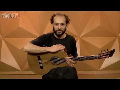 As Rosas Não Falam - Cartola (aula de violão completa)