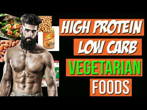 top-8-high-protein-low-carb-vegetarian-bodybuilding-indian-food-|-manage-protein-on-vegetarian-diet