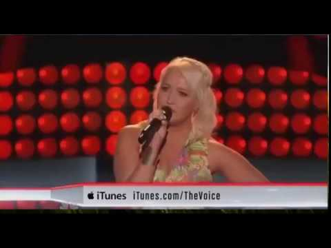 Meghan Linsey   Love Hurts The Voice Blind Audition