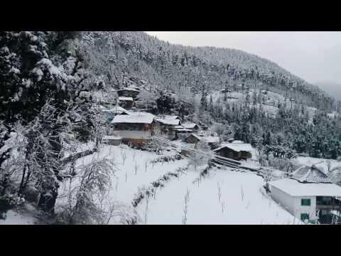 Snow valley banjar khabal