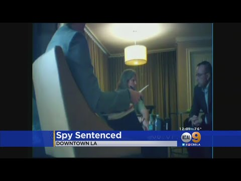Engineer Sentenced To Prison For Selling Data To FBI Agent Posing As Russian Spy
