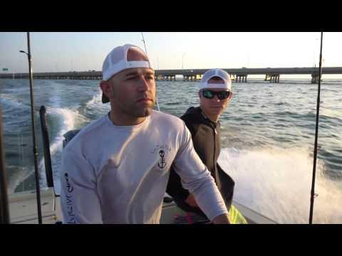 Tampa Florida Snook Fishing HOOK-A-HERO Fishing Charters
